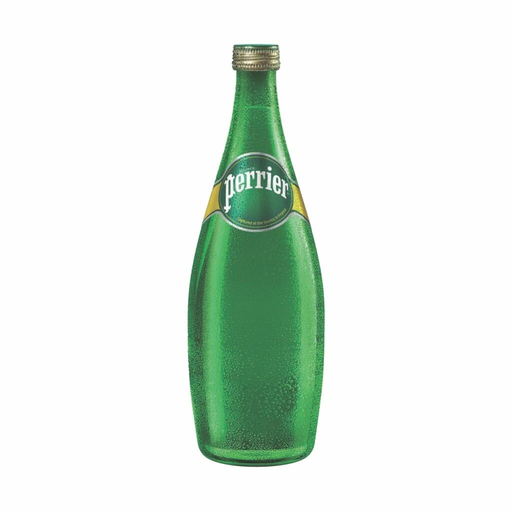 Agua Perrier Vidrio 750 ml