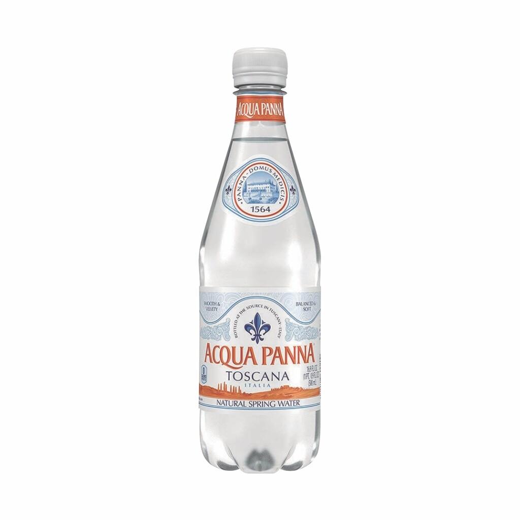 Acqua Panna Plástico 500 ml 10% de Descuento en 6 unidades o más.