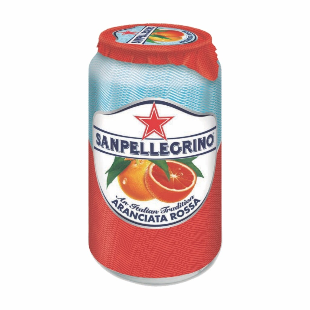 Aranciata Rossa San Pellegrino 330 ml