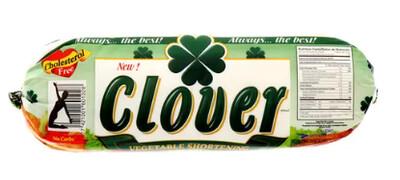Manteca Clover Brand 1 libra