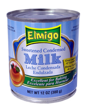 Leche Condensada Elmigo 12 onzas