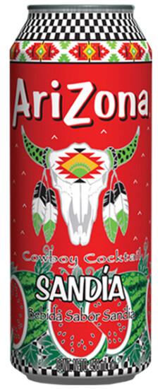 Arizona de Sandia 680 ml