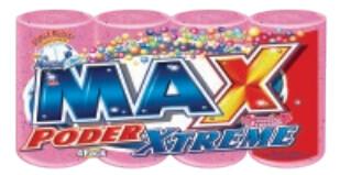 Jabón Max Super Barra Sueños Florales  450gr  4 Pack