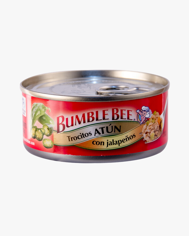 Atun con Jalapeños Bumble Bee Tuna 142 Gramos