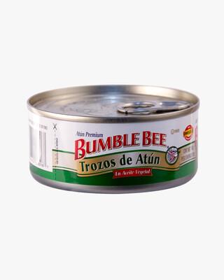 Atun en Trozos en Aceite Bumble Bee 142 Gramos