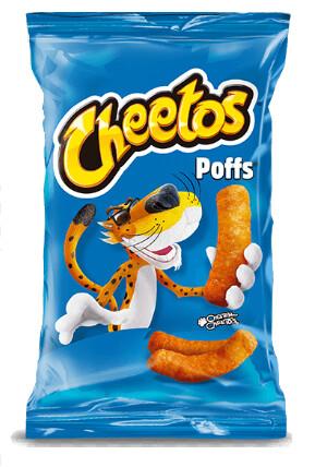 Cheetos Poff 80 Gramos