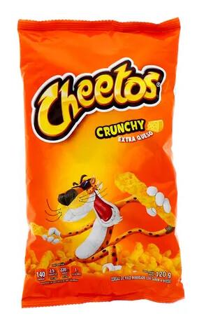 Cheetos Crunchy 120 Gramos