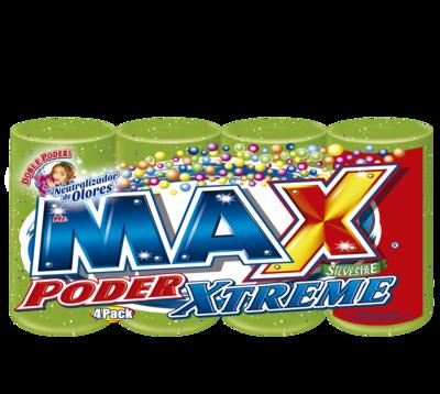 Jabon Max Super Barra Frescura Silvestre  425gr  4 Pack