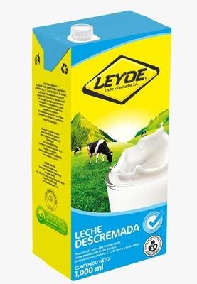 Leche Leyde Descremada UHT 946ml