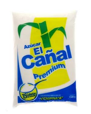 Azucar El Cañal Premium 1500 gramos