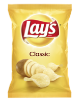 Lay´s Classic Potato Chip 80 Gramos