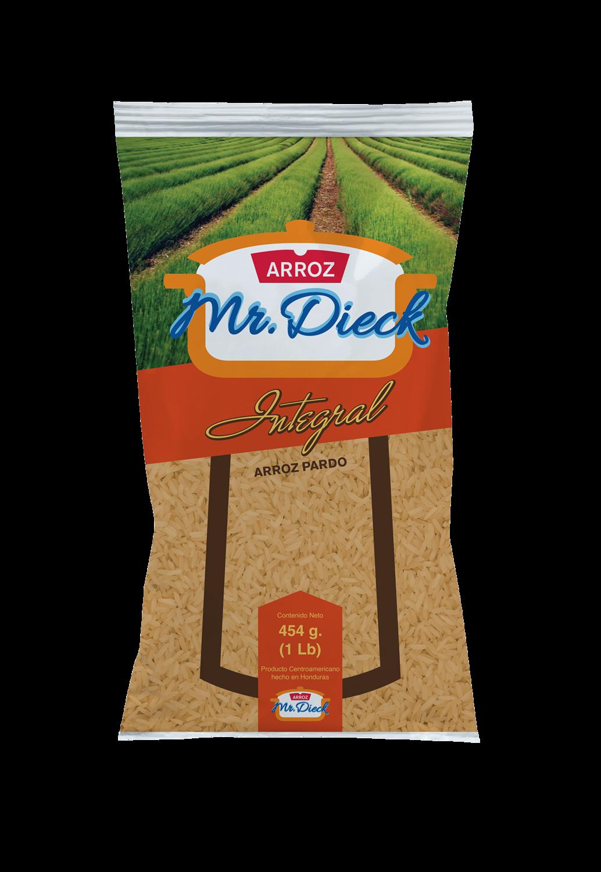 Arroz Mr. Dieck Integral 454 g
