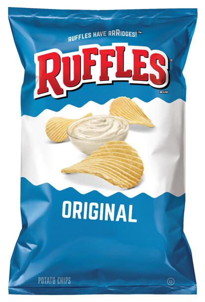 Ruffles Regular 425.2 Gramos