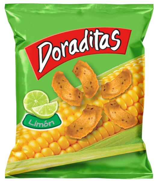 Doraditas Limon 165 Gramos