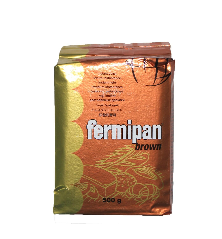 Levadura Café Fermipan 500 Gramos