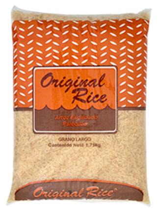 Arroz Escaldado Original Rice 1.75Kg