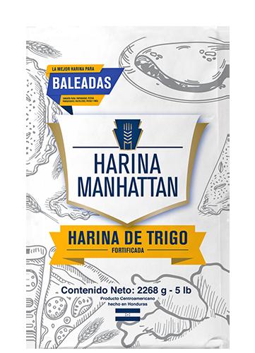 Harina Manhattan 5 Lbs