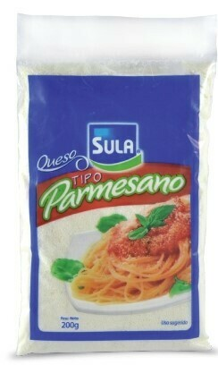 Queso Parmesano Sula media libra