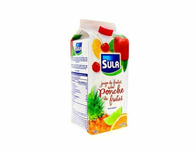 Jugo Sula ponche premium 1.89 L
