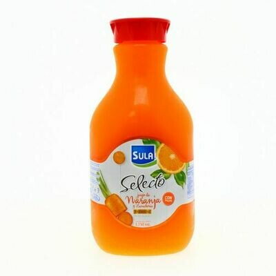 Jugo naranja/zanahoria Sula Selecto 1.75 L