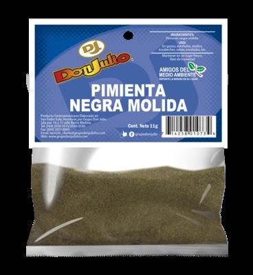 Pimienta Negra en polvo Don Julio Refill Pack 11gr
