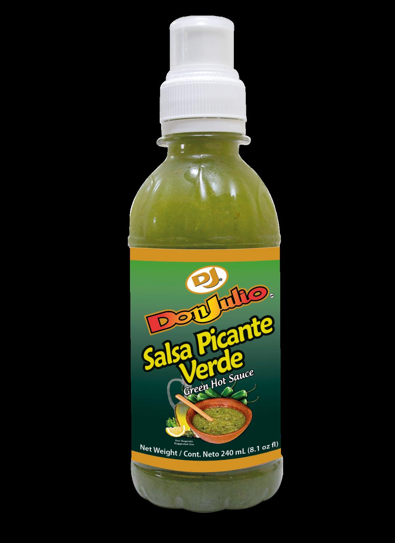 Salsa Verde Picante Don Julio 240ml