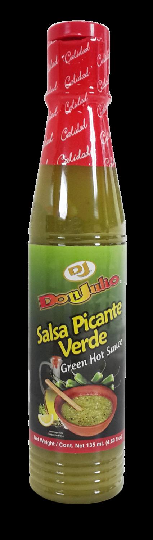Salsa Verde Picante Don Julio 135ml/ 4.60oz