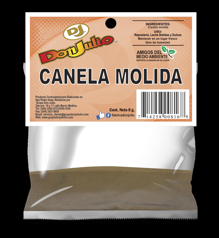 Canela en Polvo Don Julio Refill Pack 8gr