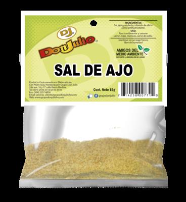 Sal de Ajo Don Julio Refill Pack 15gr
