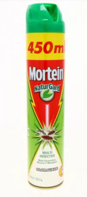 Mortein Multi Insectos Olor Suave 450 ml