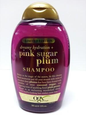Shampoo Organix Pink Sugar Plum 13oz