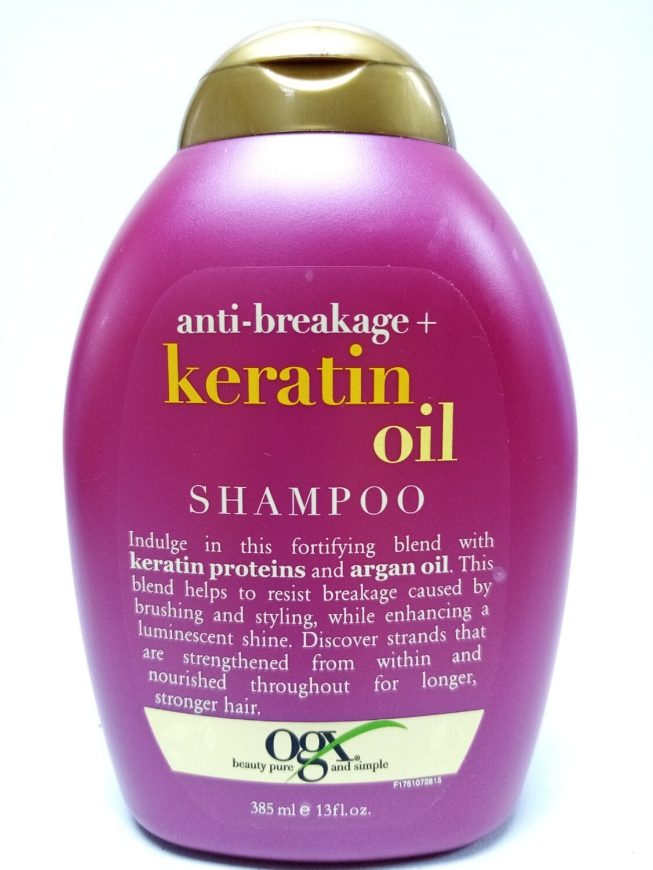 Organix Acondicionador Anti-Break Keratine Oil 13oz