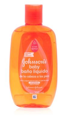 Johnson's Baby Baño Liquido con Glicerina 200ml