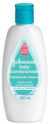 Johnson's Baby Acondicionador Hidratante Intenso 200ml