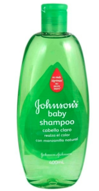Johnson's Baby Shampoo Manzanilla 400ml