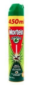 Mortein Multi Insectos Eucalipto 450 ml