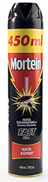 Mortein Multi Insectos Fast Kill 450ml