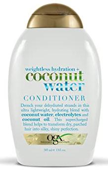 Organix Acondicionador Coconut Water 13oz
