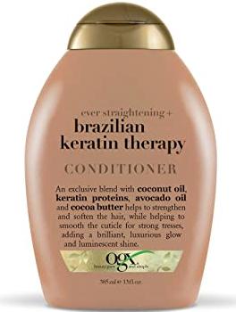 Organix Acondicionador Brazil Keratine Therapy 13oz