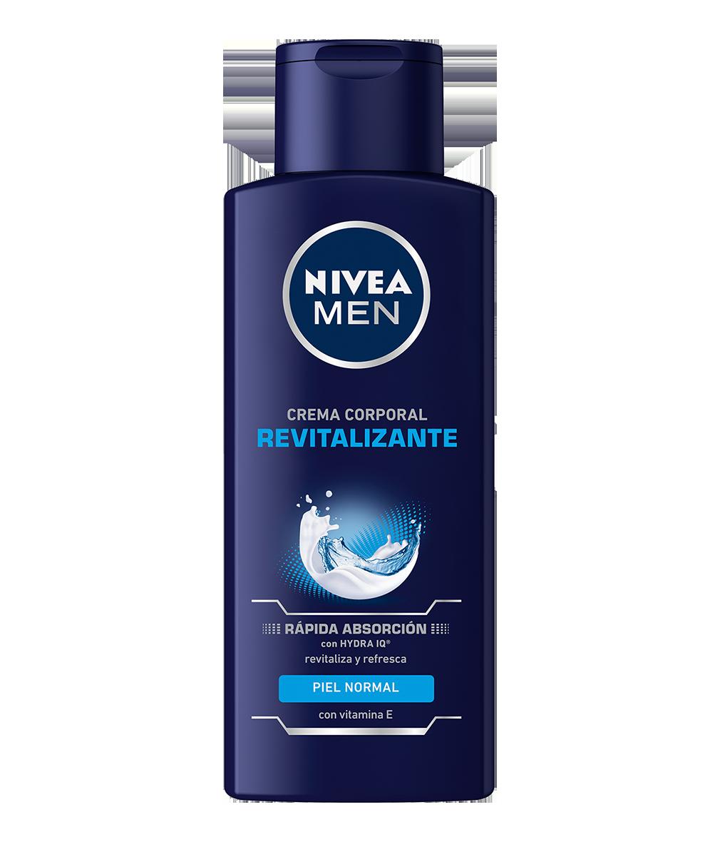 Nivea Body for Men Milk Revitalizador 250ml