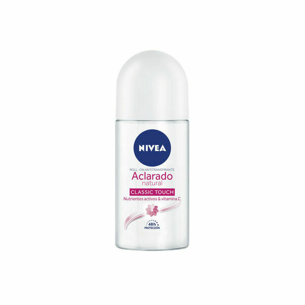Nivea Desodorante Roll-On Aclarado Natural 50ml