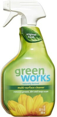 Limpiador de Grasas Green Work 948 ml