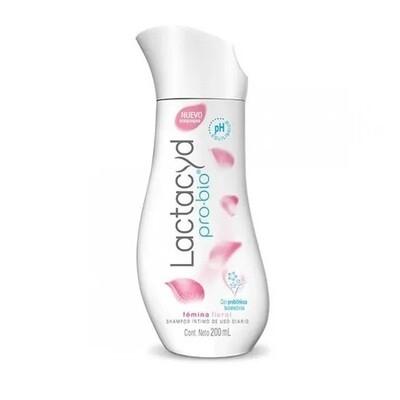 Lactacyd Jabon Liquido Probio Femina Floral JL 200ml