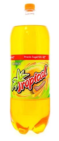 Tropical Banana Botella 3L