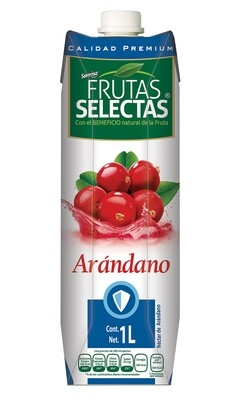 Jugo Arandano Frutas Selectas 1000ml
