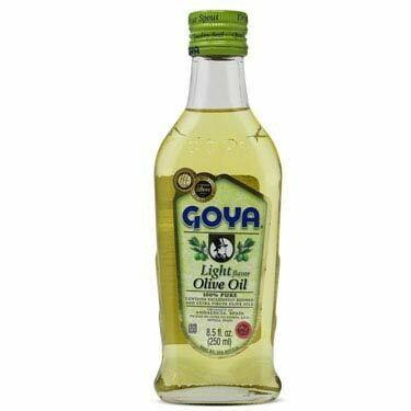 Aceite de Oliva Goya Light 250ml (8.5oz)
