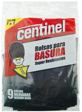 Bolsa Centinel Mediana 9 unidades