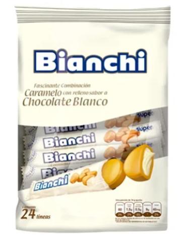 *Caramelo Bianchi 24 Unidades
