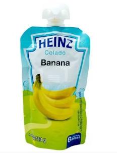 Colado Heinz Banano Flex 113g