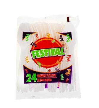 Cuchara Festival 24 unidades